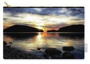 Kiss Of Sunset Carry-all Pouch