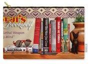 Kuji's Bookshelf Carry-all Pouch