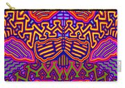 Kuna Butterfly Carry-all Pouch