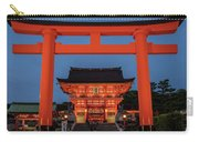 Kyoto Torii Gate Carry-all Pouch