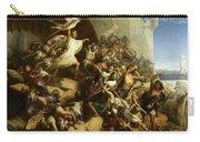 La Defense De L'ile De Rhodes Par Foulques De Villaret Carry-all Pouch