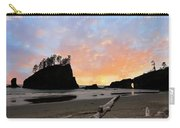 La Push Special Sunset Carry-all Pouch