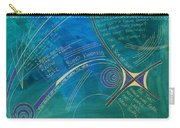 Labyrinth Of Words Carry-all Pouch