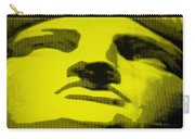 Lady Liberty In Yellow Carry-all Pouch