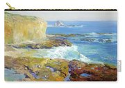 Laguna Rocks Low Tide 1916 Carry-all Pouch