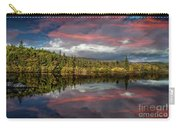 Lake Bodgynydd Sunset Carry-all Pouch