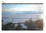 Lake Champlain Early Afternoon Sunshine Enhanced Carry-all Pouch