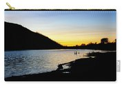 Lake Cuyamaca Sunset Carry-all Pouch