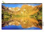 Lake Isabelle, Revisited Carry-all Pouch