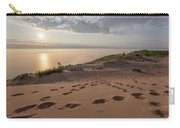 Lake Michigan Overlook 10 Carry-all Pouch
