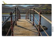 Lake Padarn Footbridge Carry-all Pouch
