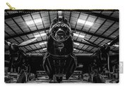 Lancaster Bomber Just Jane Bnw Carry-all Pouch by Scott Lyons