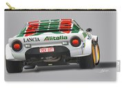 Lancia Stratos Rear Carry-all Pouch