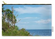 Landscape By The Sound Carry-all Pouch