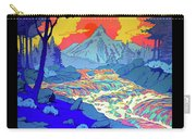 Landscape River Carry-all Pouch