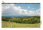 Landscape With Orchards Carry-all Pouch