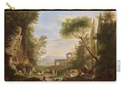 Landscape With Water Carry-all Pouch