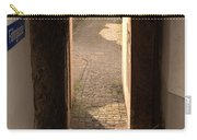 lane in Cochem-Cond in Germany Carry-all Pouch