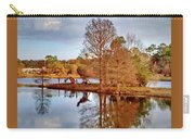 Langan Park Island Reflections Carry-all Pouch
