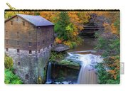 Lanterman's Mill In Fall Carry-all Pouch