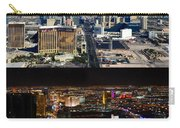 Las Vegas Night And Day Work A Carry-all Pouch