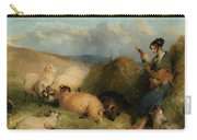 Lassie Herding Sheep Carry-all Pouch
