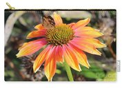 Last Cone Flower Carry-all Pouch