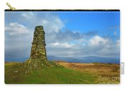 Latterbarrow In Lake District National Park Cumbria Carry-all Pouch