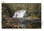 Laurel Falls In Spring I Carry-all Pouch
