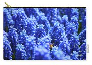 Lavender Field With Bee Carry-all Pouch