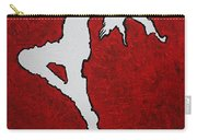 Leap Of Faith Original Painting Carry-all Pouch