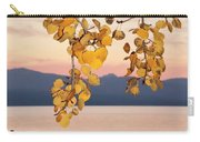Leaves Star In Tahoe Scene Carry-all Pouch