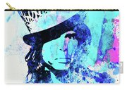 Legendary Aerosmith Watercolor Carry-all Pouch
