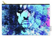 Legendary Alice Cooper Watercolor Carry-all Pouch