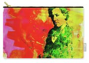 Legendary Bruce Watercolor Carry-all Pouch