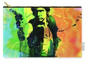 Legendary Han Solo Watercolor Carry-all Pouch