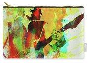 Legendary Kirk Hammett Watercolor Carry-all Pouch
