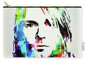 Legendary Kurt Cobain Watercolor Carry-all Pouch