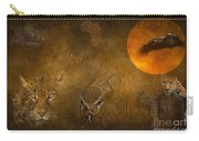 Leopards No 01 Carry-all Pouch