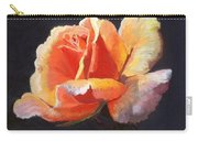 Lesla's Rose Carry-all Pouch