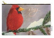 Let Heaven And Nature Sing Carry-all Pouch