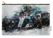 Lewis Hamilton, Mercedes Amg F1 W09 - 10 Carry-all Pouch