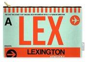 Lex Lexington Luggage Tag I Carry-all Pouch