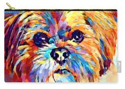 Lhasa Apso 3 Carry-all Pouch