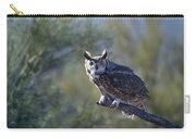 Life's A Hoot Carry-all Pouch