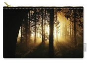 Light In The Woods Carry-all Pouch