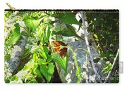 Light The Butterfly Carry-all Pouch by Robert Knight