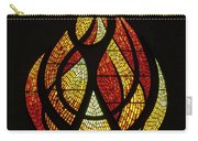 Lighting The Way - Wayland Kaltwasser Flame Carry-all Pouch