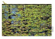 Lilly Pond Painting Carry-all Pouch
