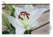 Lily Casa Blanca 1 Carry-all Pouch